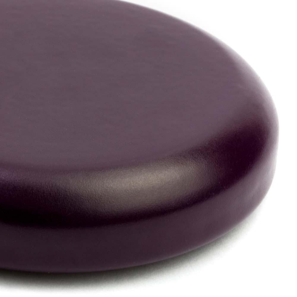 296 aubergine matt farbton tonwaren keramik hörter