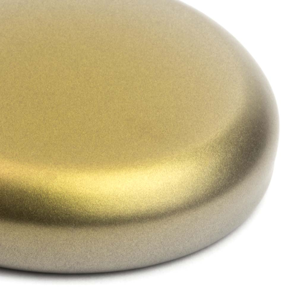 410 gold metallic farbe keramik tontopf